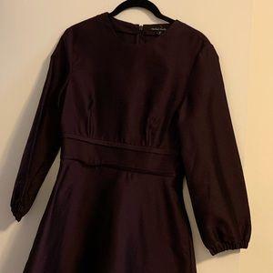 NWT! Wool and silk Cynthia Rowell dress